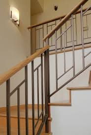 Design For Staircase Railing Decor Stairs Railing Designs Staircase Railings