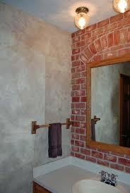 16 best faux finish walls images on pinterest faux brick bricks
