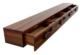 a floating shelf with drawer it u0027s what you u0027re missing in life