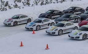 porsche winter porsche u0027s camp4 canada winter driving pictures photo
