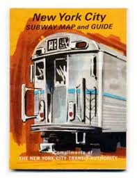Map Of Nyc Subway System by 15 Subway Maps That Trace Nyc U0027s Transit History