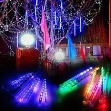 30 led lights 60cm meteor light ornament light