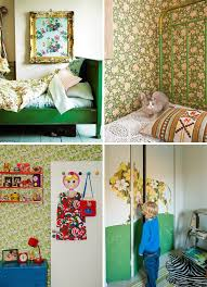 Kid Room Wallpaper by Vintage Wallpaper In Kids Rooms Room To Bloom