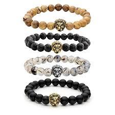 energy bead bracelet images Top plaza jewelry lava rock turquoise matte agate picture jasper jpg