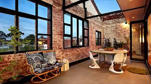 interior design 8 industrial style homes with exposed brick