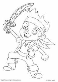 jake land pirates coloring pages ideas