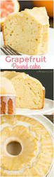 ruby red grapefruit pound cake call me pmc