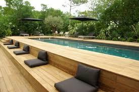 rivestimento in legno per piscine fuori terra piscine fuori terra eleganza design e qualit罌 nei materiali