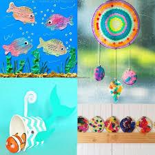 kindergarten fish crafts ideas preschool crafts