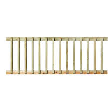 Banister Railing Home Depot Pressure Treated 6 Ft Handrail 132380 The Home Depot