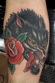 sailor jerry wolf flash pin sailor jerry wolf black ink