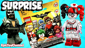 lego batman movie surprise blind bags harley quinn rare