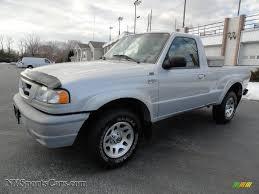 mazda truck 2002 mazda b series truck b3000 dual sport regular cab in platinum