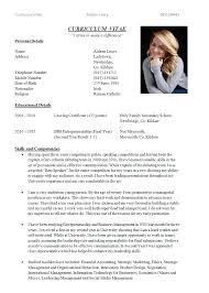 How To Write A Dance Resume Cv Format Latest Dance Professional Resumes Sample Online