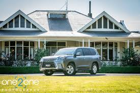 lexus suv auckland commercial photography one2one photography wellington