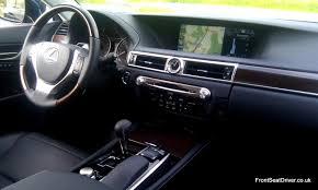 lexus interior 2012 first drive lexus gs 450h u2013 front seat driver
