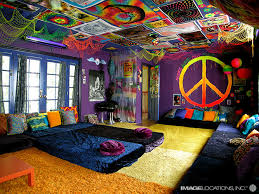 Rainbow Bedroom Decor Extremely Colorful Beach House Digsdigs Bedrooms With View
