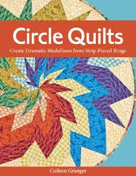 quilt pattern round and round sew little time quilting circle quilts