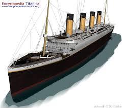 titanic deckplans boat deck