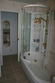 bathroom design ideas bathroom modern tub shower circle glass