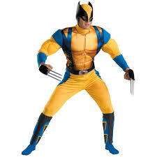 spirit halloween long beach wolverine origins classic muscle costume buycostumes com