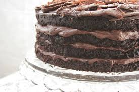 national chocolate cake day blissfully domestic