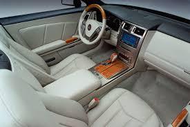 cadillac xlr interior 2004 09 cadillac xlr consumer guide auto