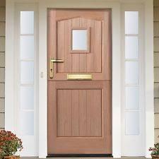 Back Exterior Doors Exterior Doors Ebay
