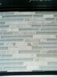 glass tile backsplash kitchen tst glass conch style of pearl tile resin glass tile