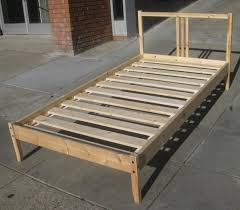 Twin Bed Frame Cheap Breathtaking Ikea Twin Bed Frames Cheap Home Deco Ikea Tolga Bed