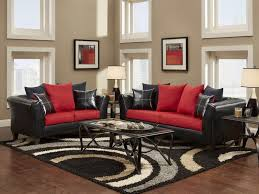 Red And Black Kitchen Ideas Red Living Room Decorating Ideas Incredible Red And Black Living