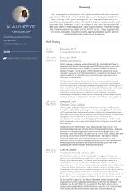 Cook Resume Samples by Executive Chef Resume Samples Visualcv Resume Samples Database