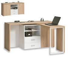 Mini Schreibtisch Schreibtisch Kommode Sonoma Eiche Minioffice Kommoden