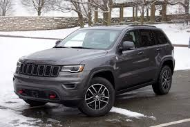 jeep grand cherokee all terrain tires 2017 jeep grand cherokee overview cargurus