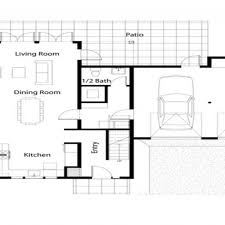simple house floor plans 2 story house plans with garage simple two plan for ideas simple