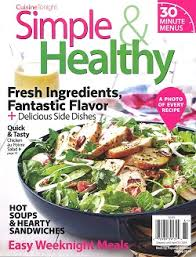 magazines cuisine cuisine at home special discount subscriptions allscript magazines