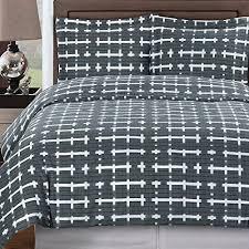 Gray White Duvet Cover 201 Best Gray Bedding Images On Pinterest Gray Bedding Duvet