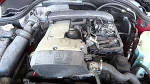 mercedes 1997 c230 1997 mercedes c230 engine with low mileage 58k