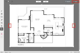 floor plan com change the aspect ratio of your floor plan matterport help center