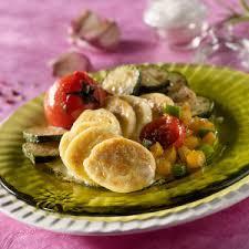 cuisiner quenelle poêlée de quenelles aux légumes du soleil recette iterroir