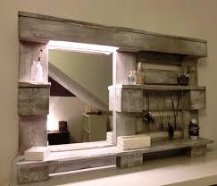mit paletten wohnideen möbel aus paletten to do at home paletten spiegel