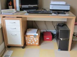 Ikea Lateral File Cabinets Desk With File Cabinet Ikea Home Design Ideas And Pictures