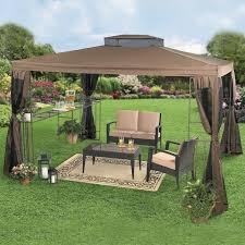 Gazebo On Patio Best 25 Outdoor Canopy Gazebo Ideas On Pinterest Outdoor Patio