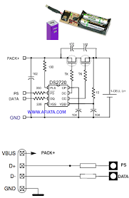 wiring diagram power bank circuit and schematics diagram