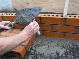 How To Lay Brick Fireplace how to build a mitred and round brick hearth youtube