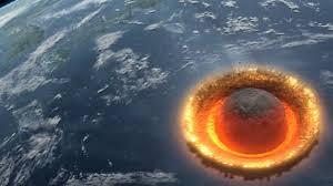 imagenes meteoritos reales y si cayera un gran meteorito sobre la tierra