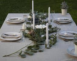 wedding tablecloth etsy