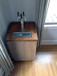 Cheap Kegerator New Under Counter Kegerator Diy Amazing Home Design Fancy With