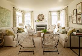 2 couches in living room cottage and vine client inspiration the tale of two sofas