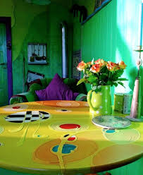 Colorful Interior Design 54 Best Artful Colorful Interiors Images On Pinterest Home